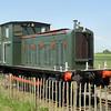 5261 Vulcan Foundry 0-4-0DM - Mangapps Railway Museum