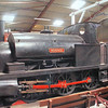 358 'Minnie'  Fox Walker 0-6-0ST - Mangapps Railway Museum