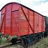 116695 GWR Vent Van Plank - Mangapps Railway Museum