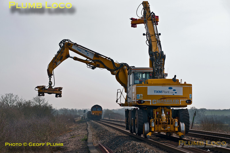 OTP & 66012, Launton, 6P01, 8th March 2014