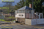 Crediton Signal Box, 28th March 2014