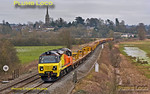 70805, King's Sutton, 6M50, 6th March 2014