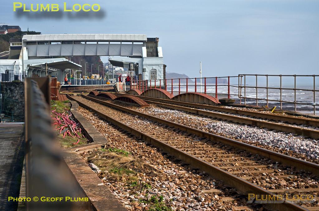 Dawlish Station, 29th March 2014