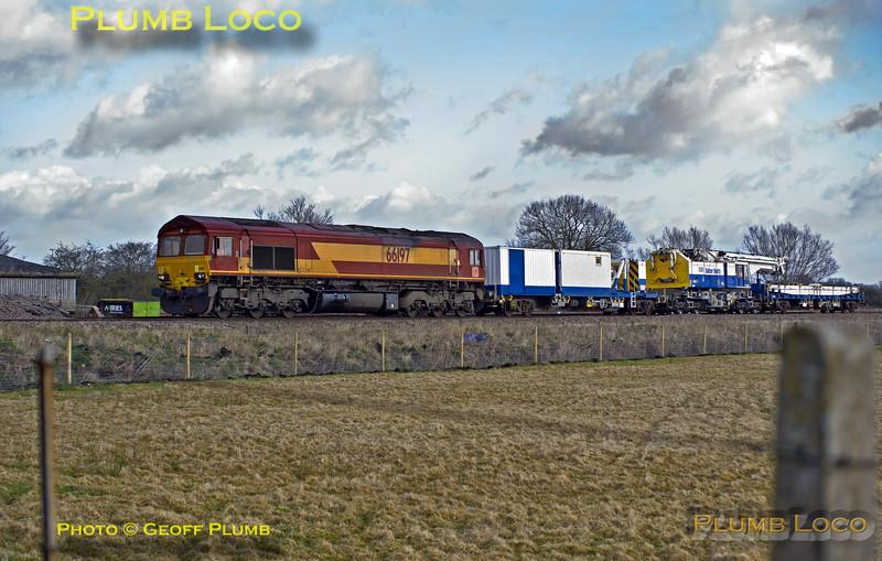 66197, Shrivenham, 6W25, 1st March 2015