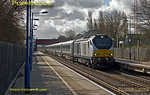 68010, Haddenham & Thame Parkway Station, 1R15, 31st March 2015