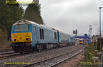 67002, Princes Risborough, 1P52, 29th March 2015