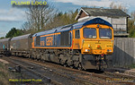 66766, Norton East Junction, 4N45, 31st March 2017