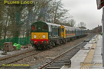 D8059, Princes Risborough, C&PRR, 17th March 2018