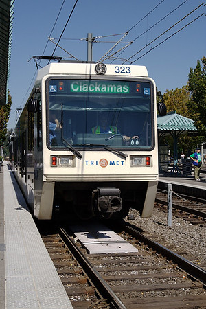 MAX Green Line Opening Day (September 2009)
