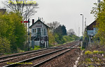 Bingham Signal Box, 2nd May 2013