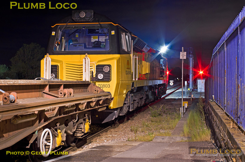 70803, Princes Risborough, 6C31, 8th May 2014