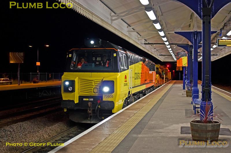 70805, Princes Risborough, 6C31, 7th May 2014