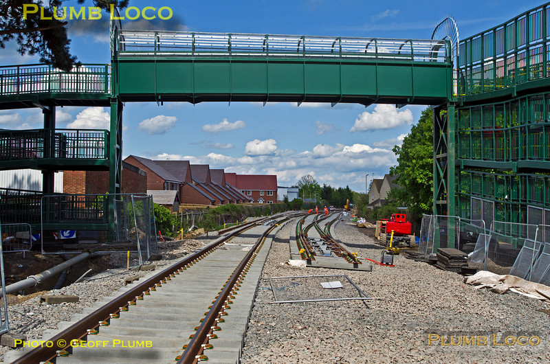 Tubb's Crossing/Gavray Junction, Bicester, 14th May 2014