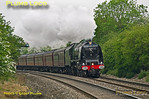 46233 'Duchess of Sutherland', Wormleighton, 1Z52, 23rd May 2015
