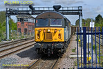 56301, Princes Risborough, 6Z57, 1st May 2015