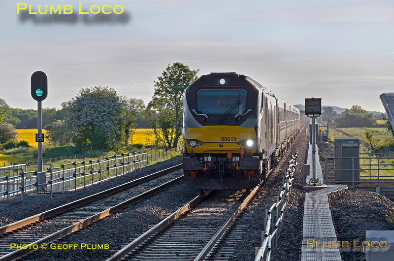 68015, Islip, 2T03, 23rd May 2016