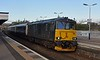 73968 with the northbound sleeper at Stonehaven on Saturday 15th May 2015