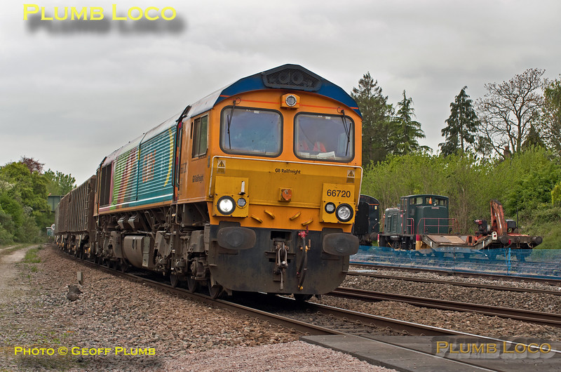 66720, Princes Risborough, 6M01, 9th May 2017