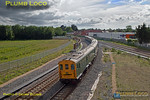 Thumper 1001, Bicester Gavray Junction, 1Z20, 27th May 2017