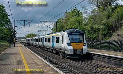 700 043, Welwyn North, 2C14, 11th May 2019