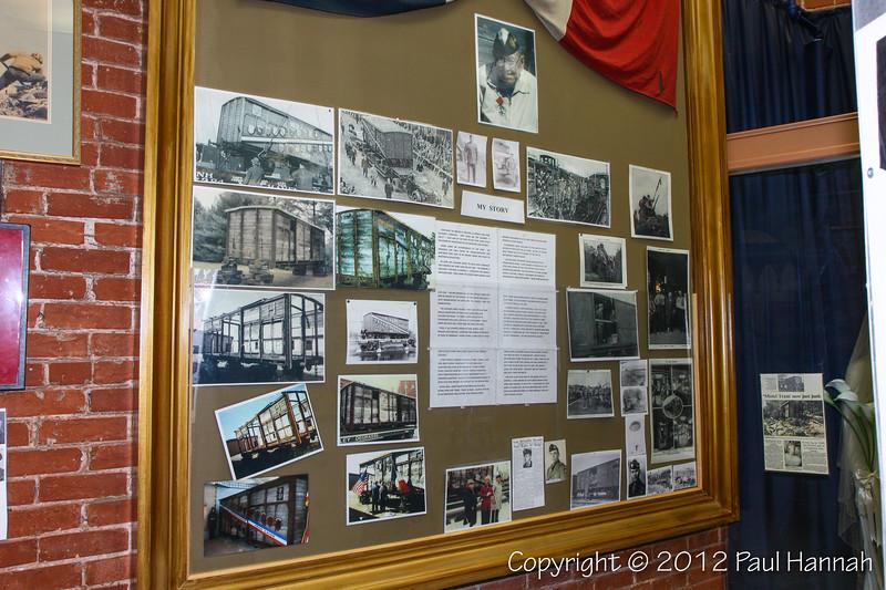 Rhode Island Merci Train Boxcar History