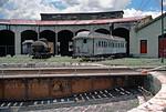 CyZ Depot, Saltillo Station, 9th June 1986