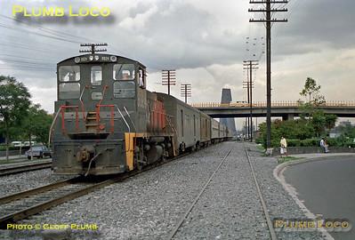NdeM No. 8824, Mexico City, 27th June 1986