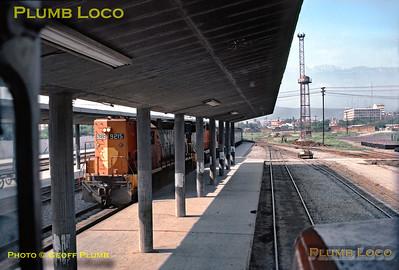 NdeM No. 9215, Monterrey, 9th June 1986
