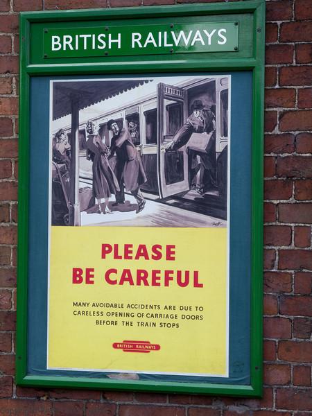 11 Jun 2011. War on the Line, Ropley Station scenes. Copyright Peter Drury 2011