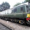 W 51405 Class 117 DMS - Mid Hants Railway