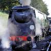34007 'Wadebridge' - Mid Hants Railway