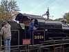 22 Oct 2011 SR U Class No 31806 in the shed yard.