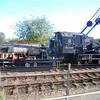 1580 Ransomes & Rapier Steam Breakdown Crane - Mid Hants Railway