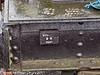 26 January 2011. Ropley:- SR Brake Van.  Copyright Peter Drury 2011<br /> Builders plate.