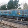 Coach M35277 - Alresford, Mid-Hants Railway - 15 February 2015