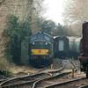 D6836 - Alresford, Mid-Hants Railway - 15 February 2015