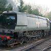 34007 Wadebridge - Alresford, Mid-Hants Railway - 15 February 2015