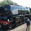 46233 Duchess of Sutherland - Mid Norfolk Railway - 24 June 2016