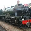 46100 Royal Scot - Mid Norfolk Railway - 24 June 2016
