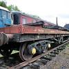 927541 Bogie Long Flat 'Bolster D' - Mid Norfolk Railway