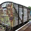 525140 LMS Vent Van Plank - Mid Norfolk Railway