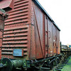 784254 Vent Van Ply 'Vanwide' - Mid Norfolk Railway