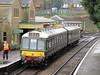 Preserved RailCar Class 117