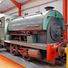 2103 Peckett 0-4-0ST Middleton Railway