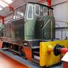 D1345 'Grace' Hudswell Clarke 0-4-0DH Middleton Railway