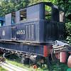 68153 Sentinel 4wVBT Middleton Railway