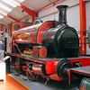 1309 'Henry De Lacy II' Hudswell Clarke 0-4-0ST Middleton Railway