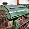 2103 Peckett 0-4-0ST - Middleton Railway
