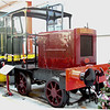 1786 'Sweet Pea/Courage' Hunslet 4wDM Middleton Railway