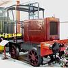 1786 'Sweet Pea/Courage' Hunslet 4wDM Middleton Railway